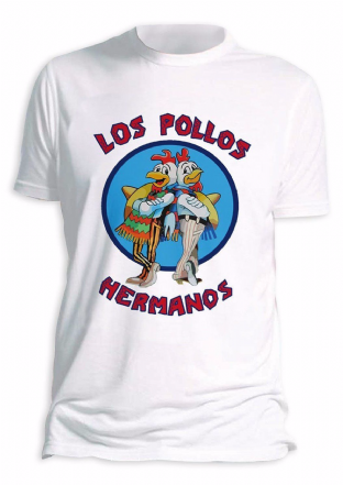 BREAKING BAD - LOS POLLOS HERMANOS T-SHIRT (XL) (Brand New With Tag)